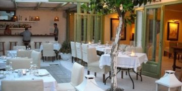 Restaurant at Mykonos | Bellou Suites